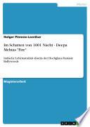 Im Schatten von 1001 Nacht   Deepa Mehtas  Fire