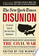 New York Times  Disunion