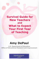 Survival Guide for New Teachers