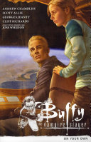 Buffy the Vampire Slayer Season 9 Volume 2: On Your Own Book Cover