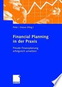 Financial Planning in der Praxis