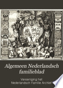Algemeen Nederlandsch familieblad