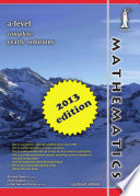 A level Mathematics Complete Yearly Solutions 2013  Yellowreef