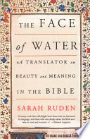 The Face of Water Book PDF