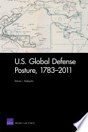 U  S  Global Defense Posture  1783 2011