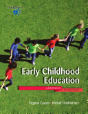 Early Childhood Education  Learning Together