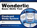 Flashcard Study System for the Wonderlic Basic Skills Test
