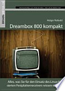 Dreambox 800 kompakt