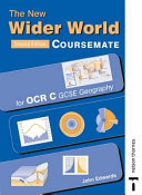 Book Coursemate for OCR C GCSE Geography