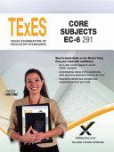 2017 TExES Core Subjects EC 6  291