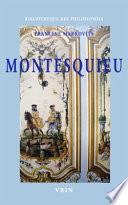 illustration Montesquieu
