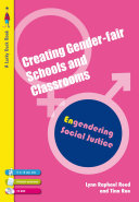 Creating Gender-Fair Schools & Classrooms