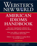 download ebook webster\'s new world american idioms handbook pdf epub