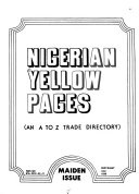 Nigerian yellow pages