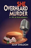 She Overheard Murder Book PDF