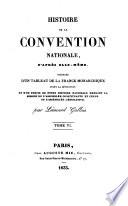 Histoire de la Convention Nationale, d'après elle-meme