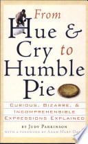 From Hue   Cry to Humble Pie