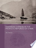 Overseas Chinese In The People S Republic Of China