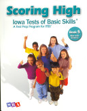 Scoring Higher Iowa Tests of Basic Skills Grade 5