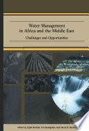 Water Management In Africa And The Middle East