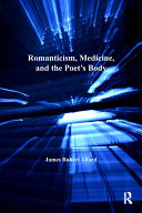 download ebook romanticism, medicine, and the poet\'s body pdf epub