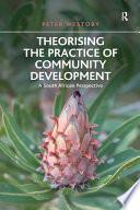Theorising the Practice of Community Development
