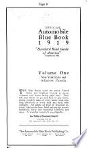 The automobile blue book