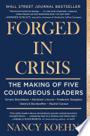 Book Forged in Crisis
