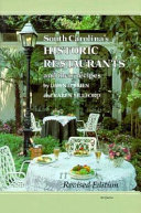 South Carolina s Historic Restaurants and Their Recipes