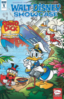 Book Walt Disney Showcase #1: Donald Duck