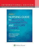 Bates Nurs Guide Phy Exam