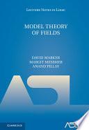 Model Theory of Fields