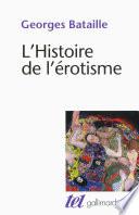 L'Histoire de l'érotisme
