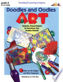 Doodles and Oodles of Art  ENHANCED eBook
