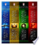 A Game of Thrones 4 Book Bundle