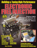 Building   Tuning High performance Electronic Fuel Injection