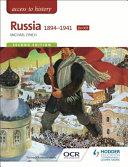 Russia  1894 1941