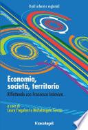 Economia  societ    territorio  Riflettendo con Francesco Indovina