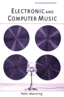 download ebook electronic and computer music pdf epub