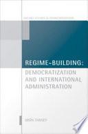 Regime Building