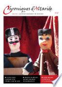 illustration du livre Chroniques d'Altaride n°027 Août 2014