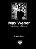 download ebook max weber: from history to modernity pdf epub