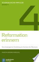 Reformation erinnern