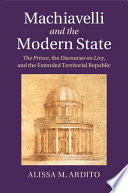 Machiavelli and the Modern State