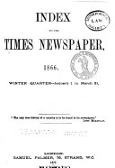 download ebook palmer\'s index to the times newspaper pdf epub