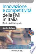 Innovazione e competitivit   delle PMI in Italia  Metodi e modelli di mercato
