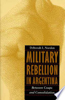 Military Rebellion in Argentina