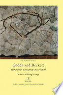 Gadda and Beckett  Storytelling  Subjectivity and Fracture