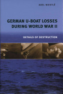 German U Boat Losses During World War II