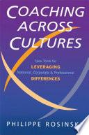Coaching Across Cultures